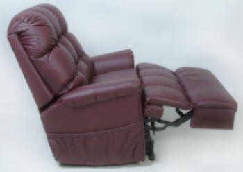 Med-Lift, Medlift, Leather Lift Chairs